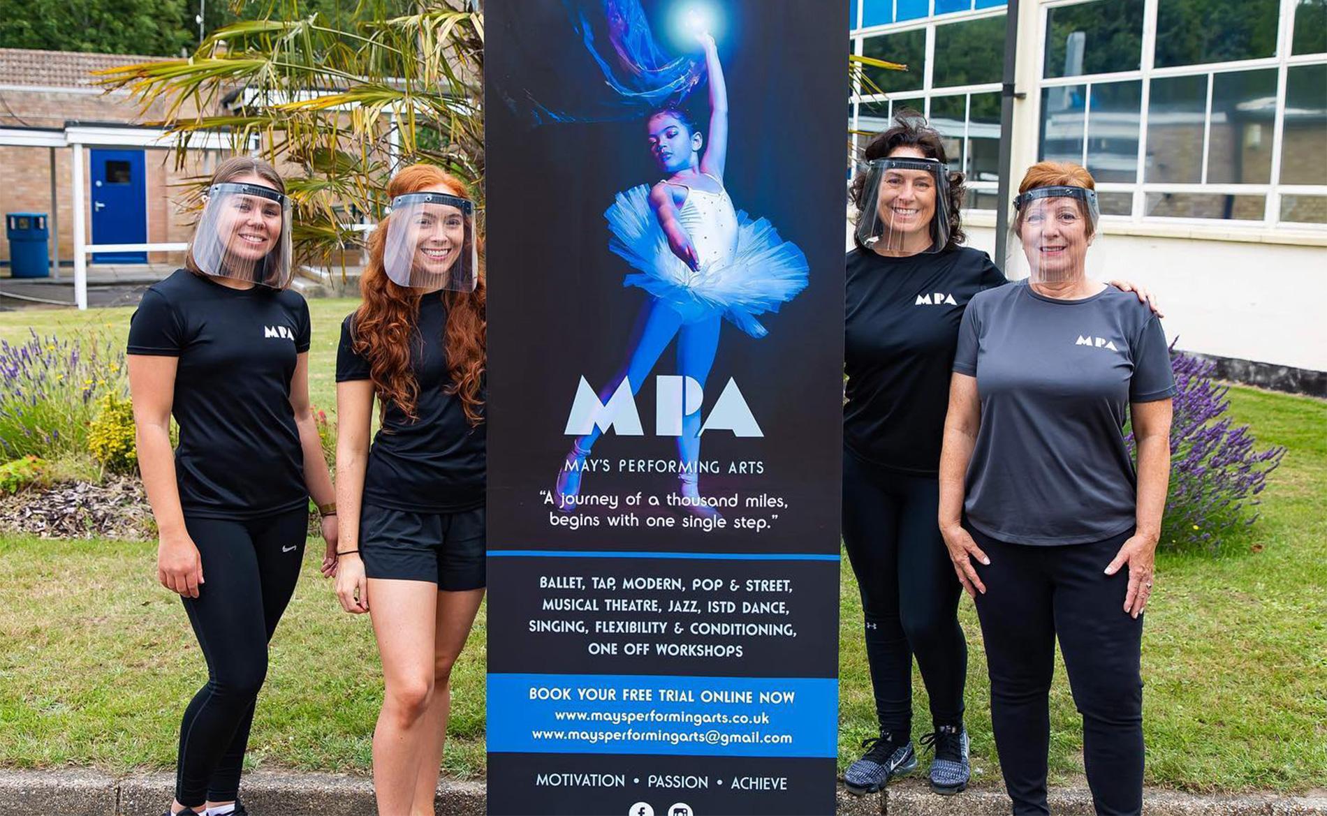 MPA - Mays Performing Arts Norwich.