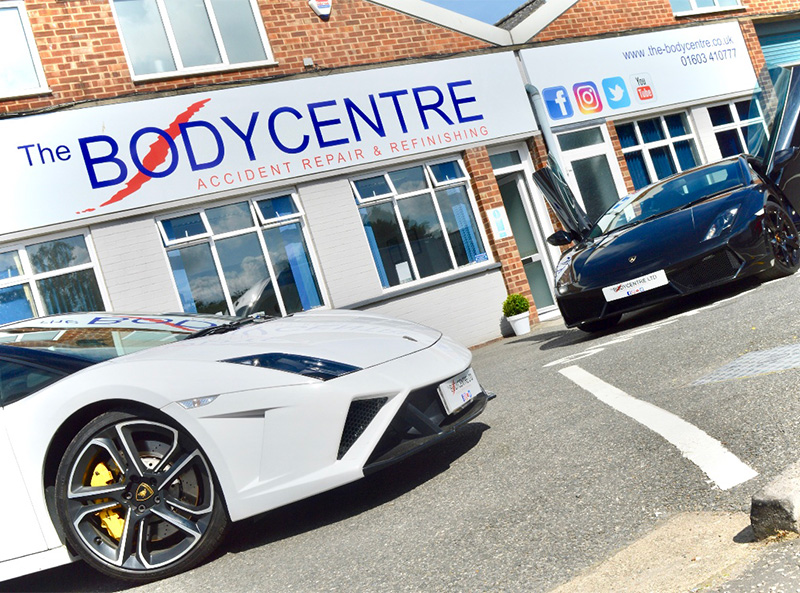 The Bodycentre Norwich.
