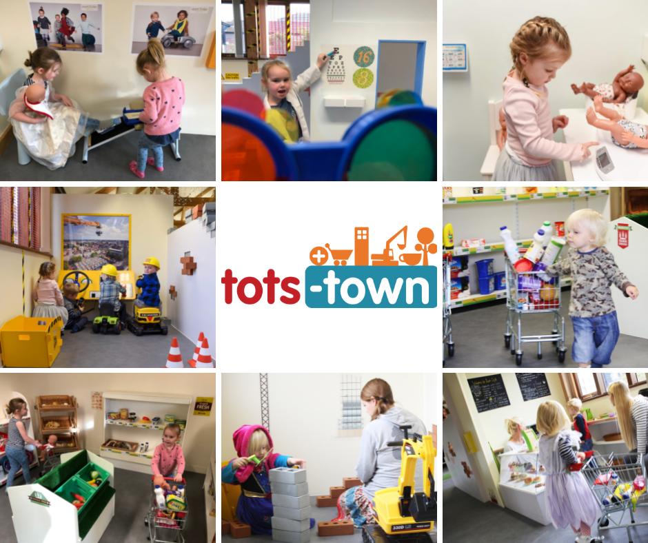 Tots Town Children's Role Play Centre Hethersett Norwich.