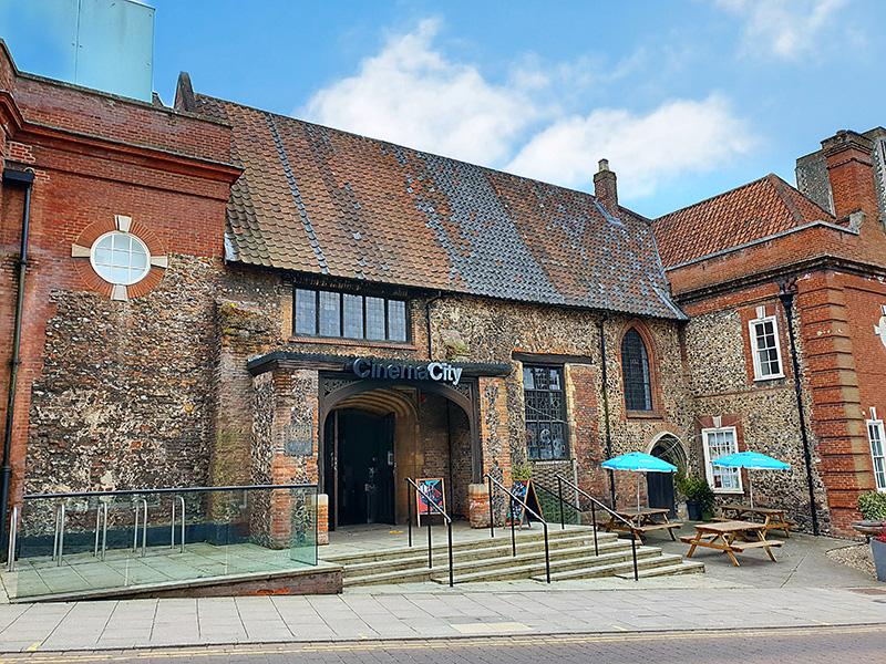 Cinema City Picturehouse Cinema Norwich.