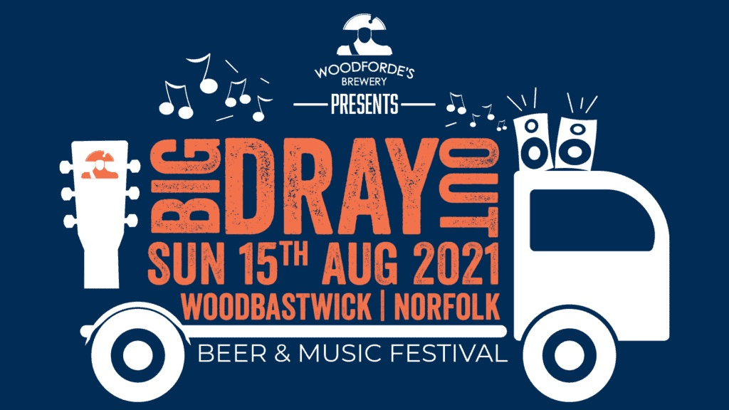 Woodforde's Brewery Big Dray Out Woodbastwick Norfolk.