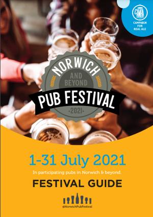 Norwich Pub Festival 2021.